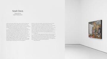 Contemporary art exhibition, Noah Davis, Noah Davis at David Zwirner, 19th Street, New York