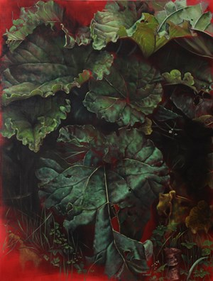 Pestwurz by Helena Parada Kim contemporary artwork