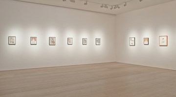 Contemporary art exhibition, Hernan Bas, Memphis Living - Works on Paper at Victoria Miro, London