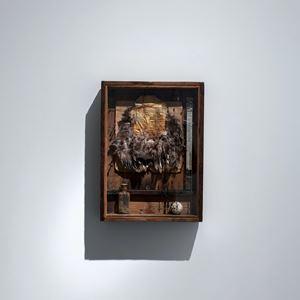 grand 'A' cape - N - vol.1 by Mitsugu Sato contemporary artwork