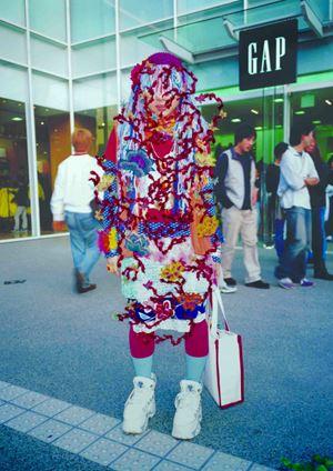 TOKYO MONSTER: LOST by Asami Kiyokawa contemporary artwork