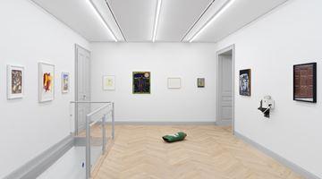 Contemporary art exhibition, Group Exhibition, All In One. One Work By Each Gallery Artist at Galerie Eva Presenhuber, Rämistrasse, Zürich, Switzerland