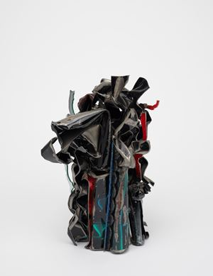 HER SUITE HAPPINESS by John Chamberlain Estate contemporary artwork