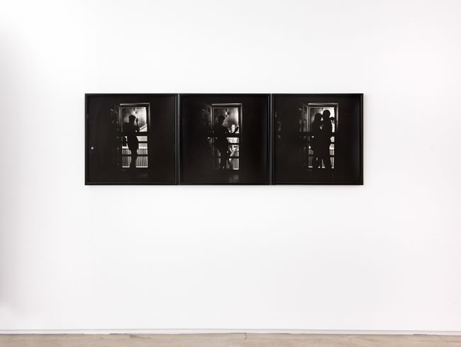Untitled (Black Love) by Carrie Mae Weems contemporary artwork
