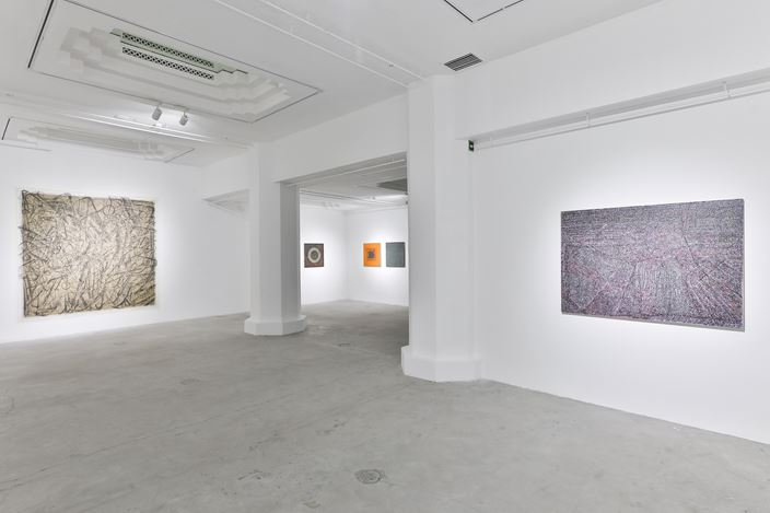 Exhibition view: Group Exhibition, Undercurrents, Pearl Lam Galleries, Shanghai (28 July–15 September 2018). Courtesy Pearl Lam Galleries, Hong Kong/Shanghai/Singapore.
