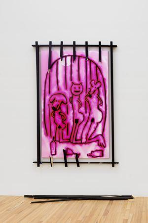 Arrests by Hadi Fallahpisheh contemporary artwork