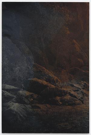 Send my by Dirk Braeckman contemporary artwork