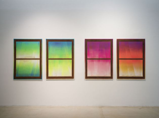 Exhibition view: Kichang Choi,The Spotless Mind, ONE AND J. Gallery, Seoul (29 July–22 August 2021). Courtesy ONE AND J. Gallery.
