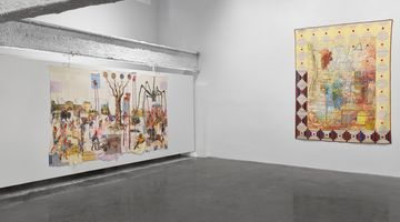 Contemporary art exhibition, Jesse Krimes, American Rendition at Malin Gallery, New York