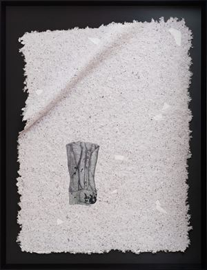 Flux Matter(s): July by Marita Hewitt contemporary artwork