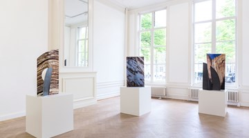 Contemporary art exhibition, Letha Wilson, Cross Country at GRIMM, Keizersgracht, Amsterdam