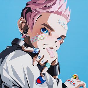 Bandage by Hiroyuki Matsuura contemporary artwork