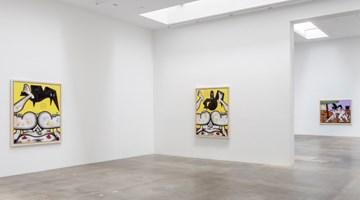 Contemporary art exhibition, Carroll Dunham, Solo Exhibition at Blum & Poe, Los Angeles