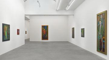 Contemporary art exhibition, Steven Shearer, Working from Life at Galerie Eva Presenhuber, Waldmannstrasse, Zürich, Switzerland
