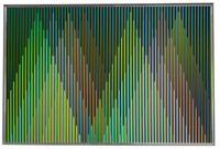 Physichromie Panam 229 by Carlos Cruz-Diez contemporary artwork sculpture