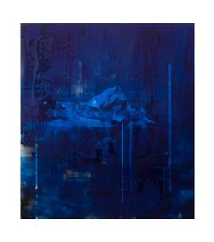 Darkening by Lorna Simpson contemporary artwork