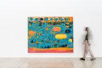 Fuzileiro by Bruno Dunley contemporary artwork painting