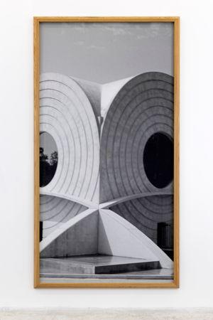 Ledoux VIII by Günther Förg contemporary artwork