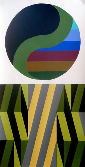 Foyer-oyesse by Diena Georgetti contemporary artwork