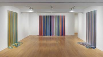 Contemporary art exhibition, Ian Davenport, Colourscapes at Waddington Custot, London