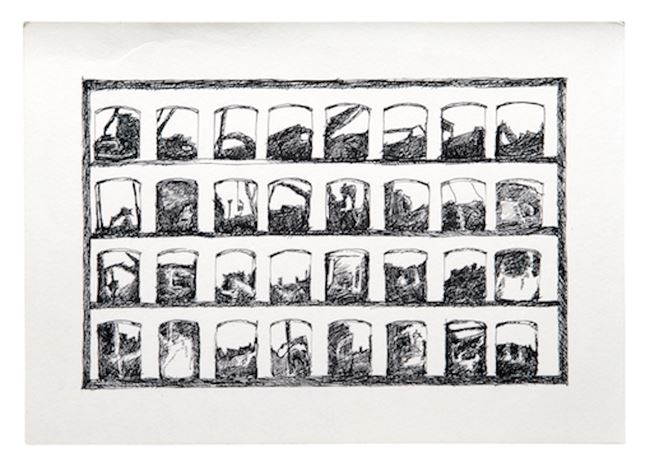 Dosen by Chris Reinecke contemporary artwork