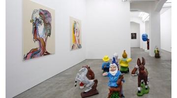Contemporary art exhibition, Djordje Ozbolt, For better or worse at Taro Nasu, Tokyo