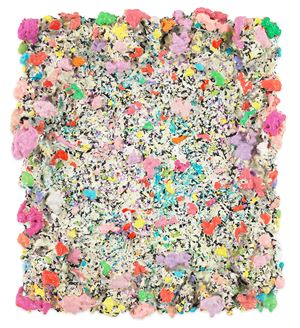 DeepDrippings (More Host than Virus Version) by Phillip Allen contemporary artwork
