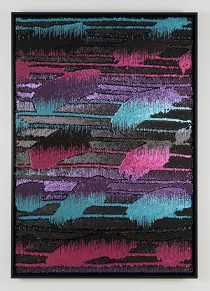 Acid Reign by Julia Dault contemporary artwork