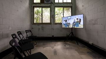 Contemporary art exhibition, Group Exhibition, 2020 Taiwan International Video Art Exhibition – ANIMA at Taiwan Contemporary Culture Lab, Taipei