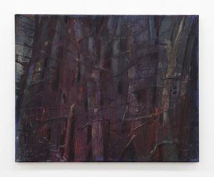 enclosed (1) by Elizabeth Magill contemporary artwork