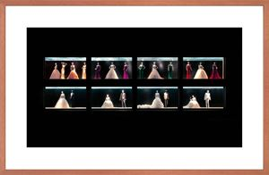 Wedding Fashion by Ralf Peters contemporary artwork photography, print