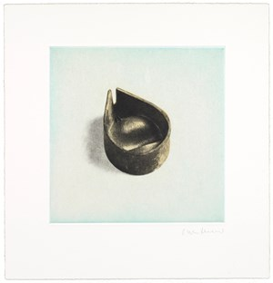 12 Objects, 12 Etchings (08) by Rachel Whiteread contemporary artwork