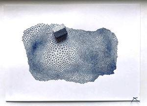 Petite maison (Small house) by Joëlle Bondil contemporary artwork