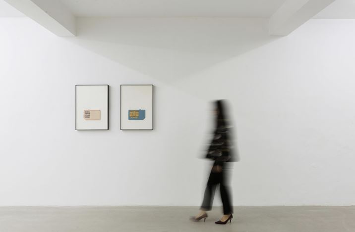 Exhibition view: Sun Cunming, Passing By, XC.HuA Beijing (17 November 2019–16 February 2020). Courtesy XC.HuA.