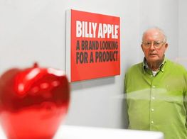 Billy Apple, Pioneering Pop and Conceptual Artist, Died Age 85