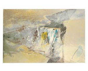 Untitled, 1978 by Chuang Che contemporary artwork painting