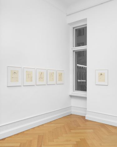 """Exhibition view: Andy Warhol,From """"THE HOUSE THAT went to TOWN"""", Galerie Buchholz, Berlin (8 February–16 April 2019). Courtesy Galerie Buchholz."""