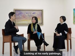 Tommy Chen: Art Talk (Part I)