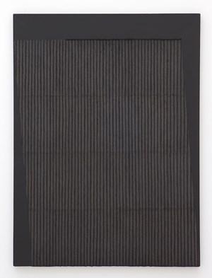 Ecriture(描法) No.991230 by Park Seo-Bo contemporary artwork