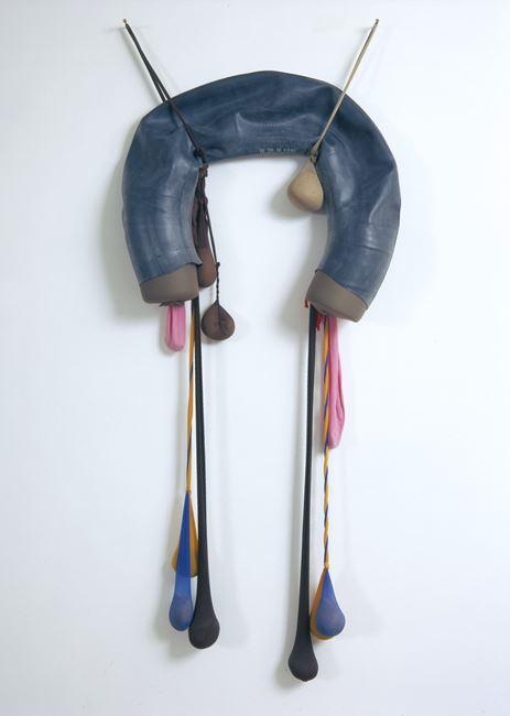 Inside/Outside by Senga Nengudi contemporary artwork