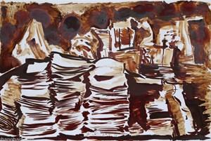 TBC by Sun Xun contemporary artwork