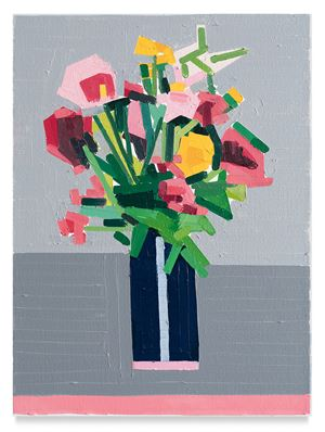 Flowers by Guy Yanai contemporary artwork