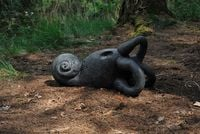 Otic Pit by Nina Canell contemporary artwork sculpture