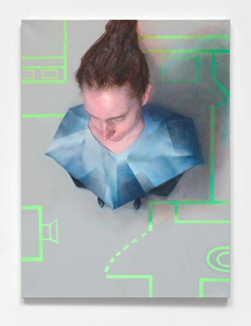 Quarantine by Deng Shiqing contemporary artwork