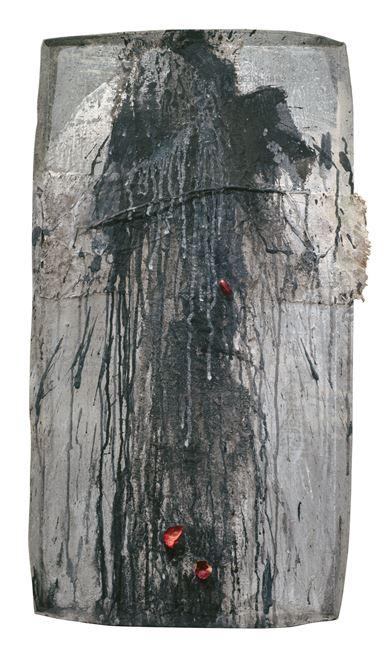 Deep Red 深紅 by Szeto Keung contemporary artwork