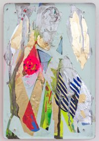 day tripper by Miranda Parkes contemporary artwork painting, works on paper, sculpture