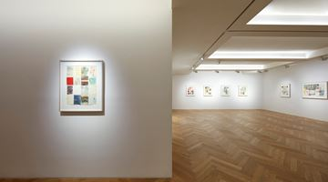 Contemporary art exhibition, Robert Rauschenberg, Against the Grid: Drawings, 1983 at Pace Gallery, Seoul