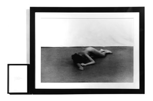 Freeing the Body by Marina Abramović contemporary artwork