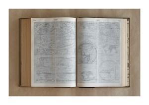 Engram-map by Chanoo Park contemporary artwork