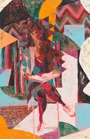 Lisa I by Tom Anholt contemporary artwork